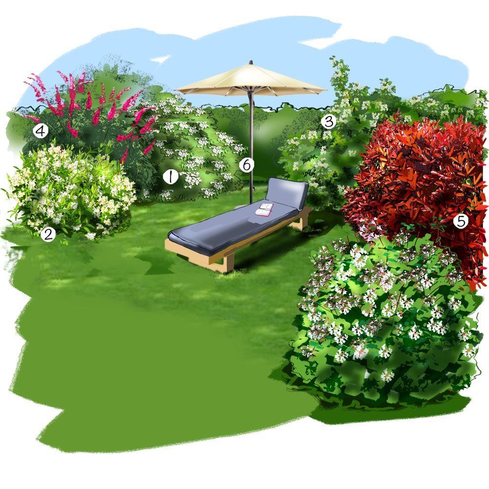 Projet aménagement jardin : Jardin pressé | Jardinage | Pinterest ...