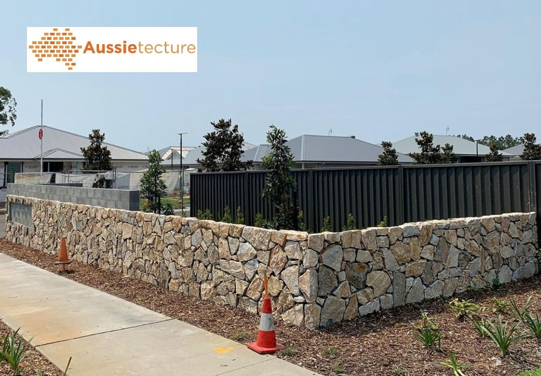 Limestone Walling Stone Stone Wall Cladding Aussietecture Stone Supply In 2020 Stone Wall Cladding Limestone Wall Cladding Natural Stone Cladding