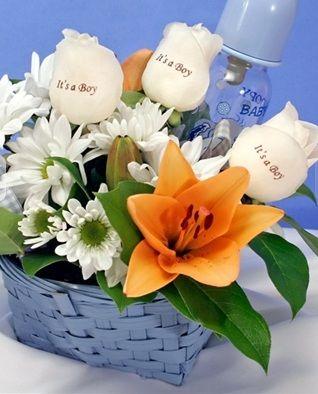 New Baby flowers  speakingpetal.com