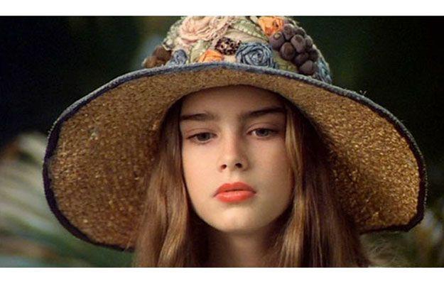 Pretty Baby (Louis Malle) 1978 | Brooke shields joven ...