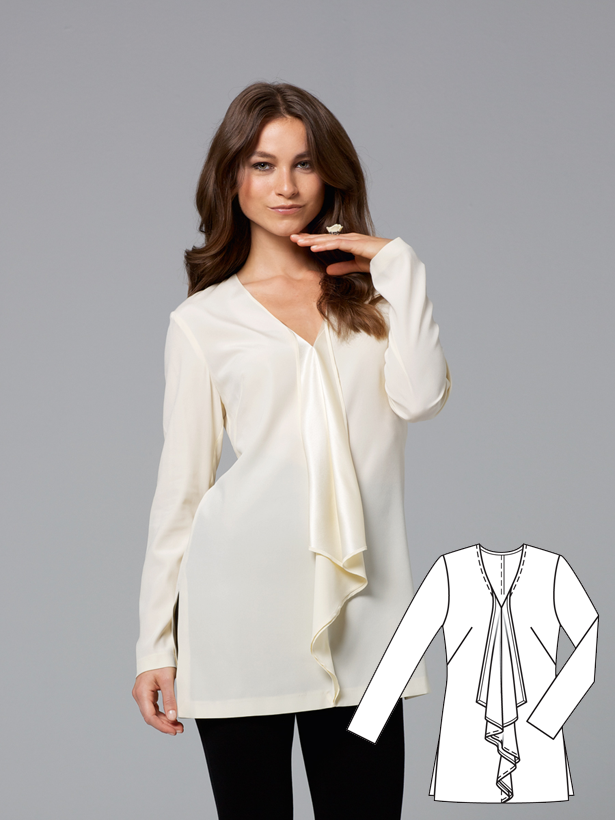 Make easy blouse