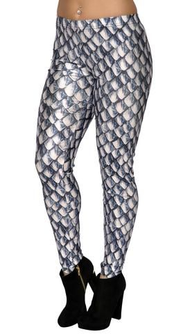 9b0528e9a7661 Green Dragon Scales Leggings Design 621 | leggings | Pinterest ...