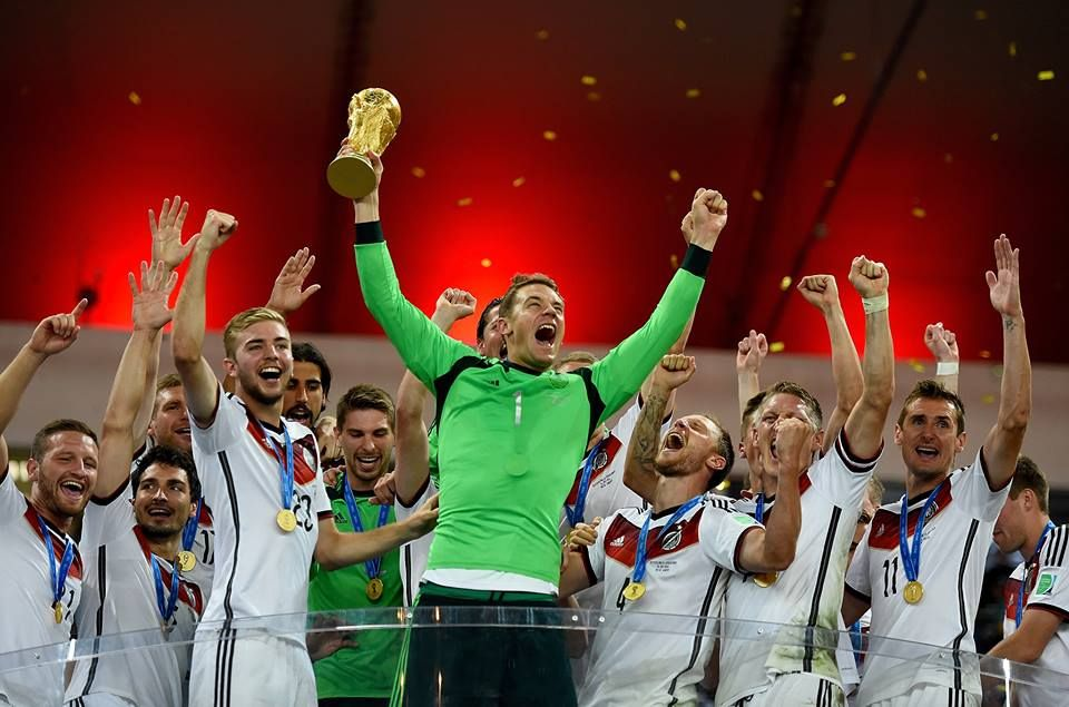 FIFA World Cup 2014 Champions Germany