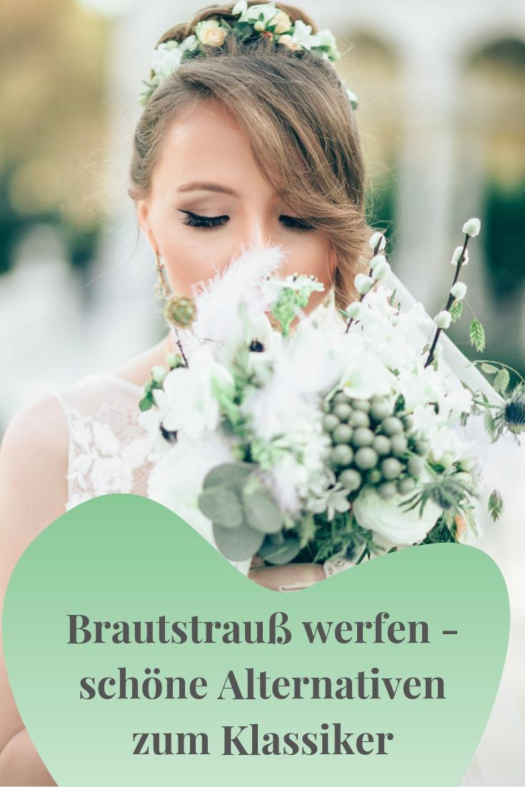 Brautstrauss Werfen Alternativen Zum Klassischen Brauch Hochzeitsplanung Hochzeit Brautstrauss
