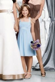 3a3d73ea4a1 Alfred Angelo Mini Maid Dresses - Style 7016SMM. Might be cute for Lex too!