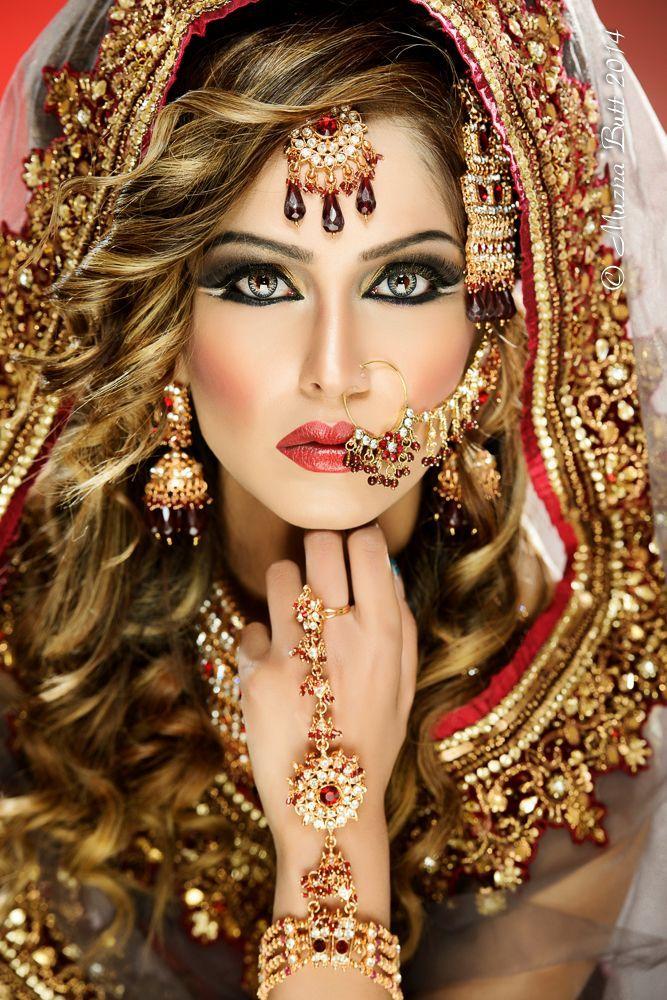 makeup artist cover letters%0A Bridal Portrait by muznabutt