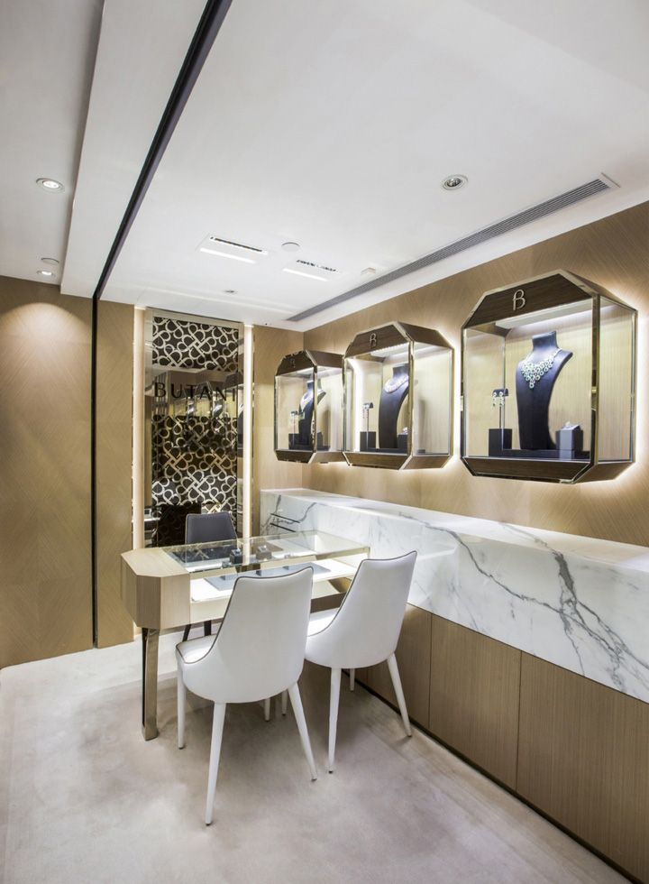 Butani Jewellery Boutique By Stefano Tordiglione Design Ltd At Peninsula Hotel Hong Kong