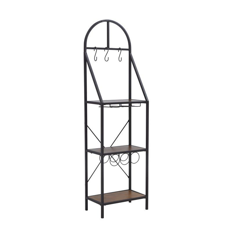 Magaw Iron Baker S Rack In 2019 Kitchen Bakers Rack Dining