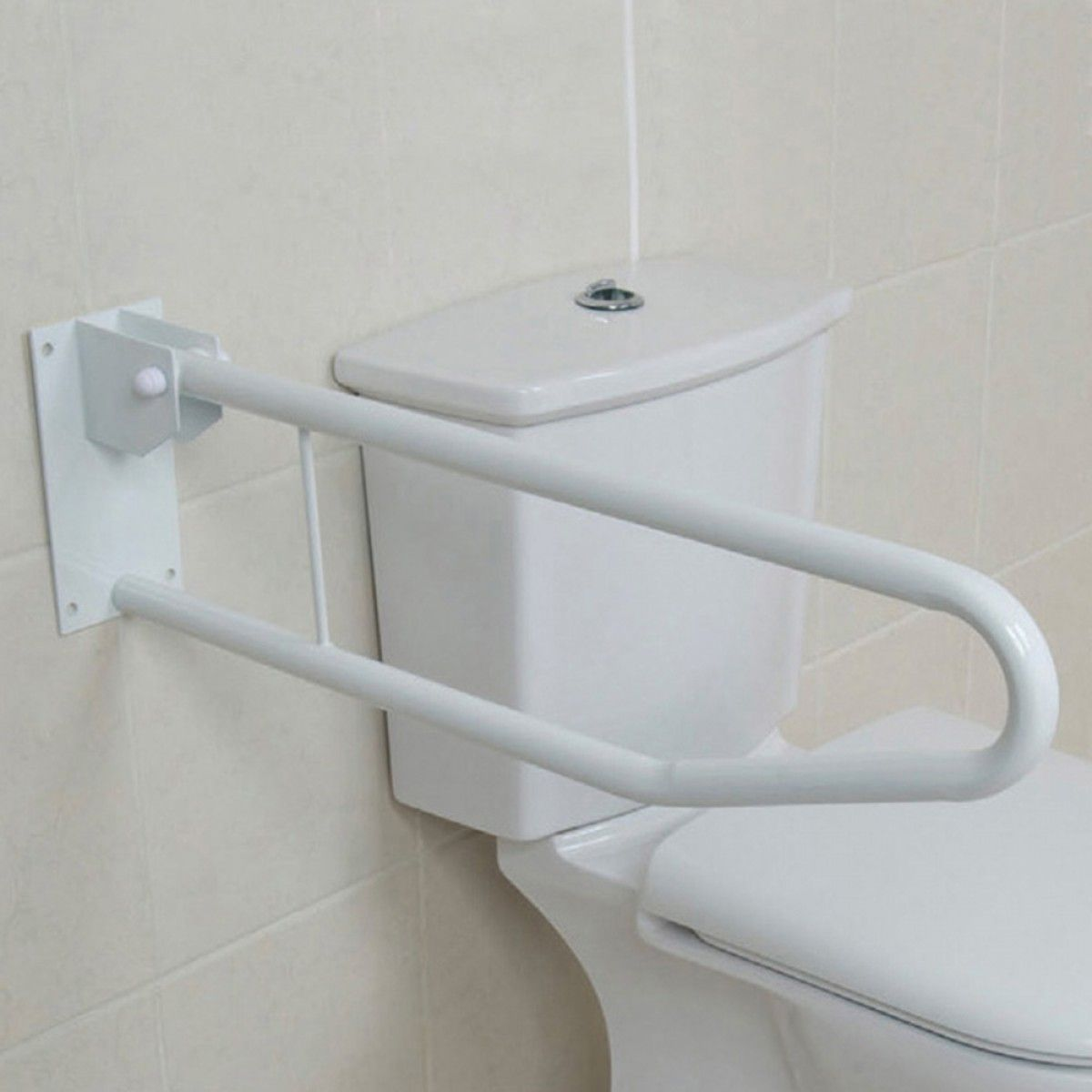 Pin by on toilet safety rails grab - Handicap bars for bathroom toilet ...