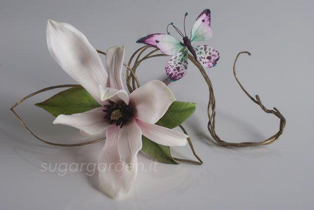 Sugar Flowers | The Sugar Garden