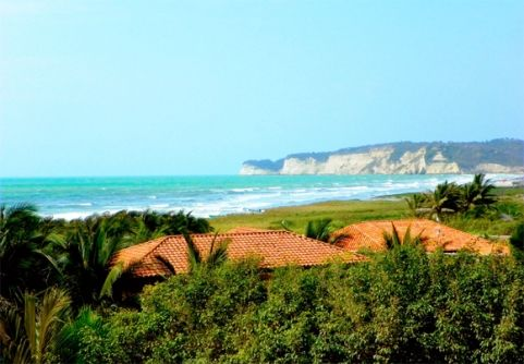 Canoa Beach In Ecuador Is Still Under Developed Hotels Resorts New Zealand
