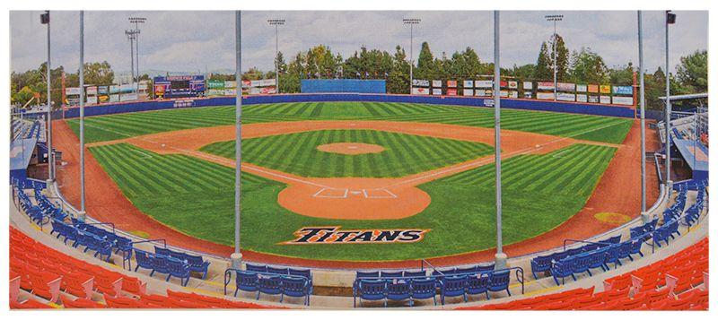 Goodwin Field Postcard Postcard Field Baseball Field