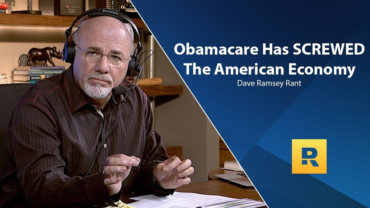 Obamacare has screwed up the american economy dave