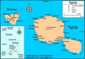 Map of tahiti bora bora island bing images pacific rim trip i think french polynesia specifically tahiti and moorea are my new dream destinations gumiabroncs Gallery