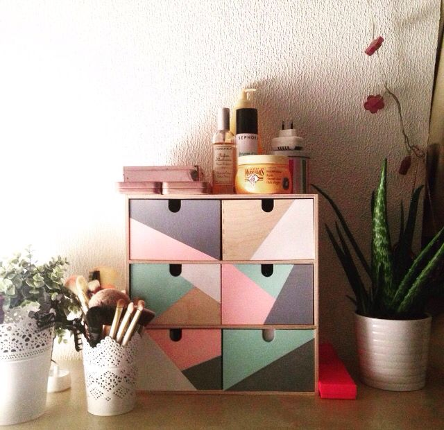 Upcycled Bathroom Ideas: DIY Pinterest Inspired MOPPE Ikea