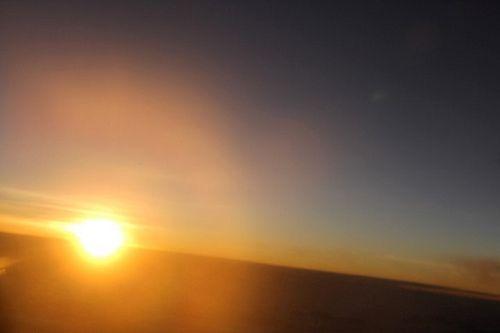Cielo de Ecuador