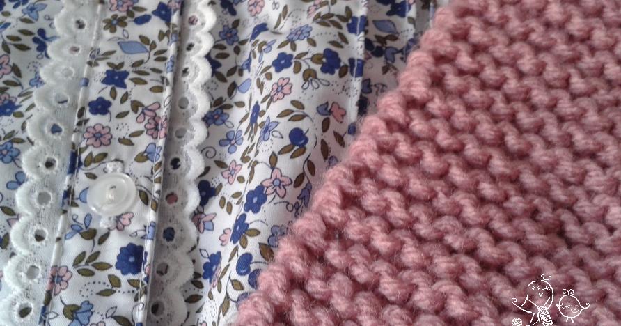 PATRÓN PARA TEJER UNA TOQUILLA DE NESKA Basic knitting shawl pattern in  spanish.  cdd0f566f36