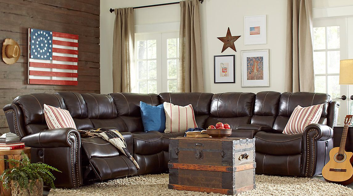 Shop For A Casaro Brown Leather Reclining Sofa At Rooms To Go. Find Leather  Sofas That Will Look Great In Your Home And Complement The Rest Of Your