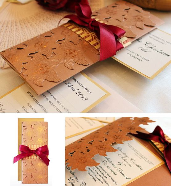 The Inspiration Continues Even In Choosing Indian Wedding Invitation Designs And They Additionally Add More