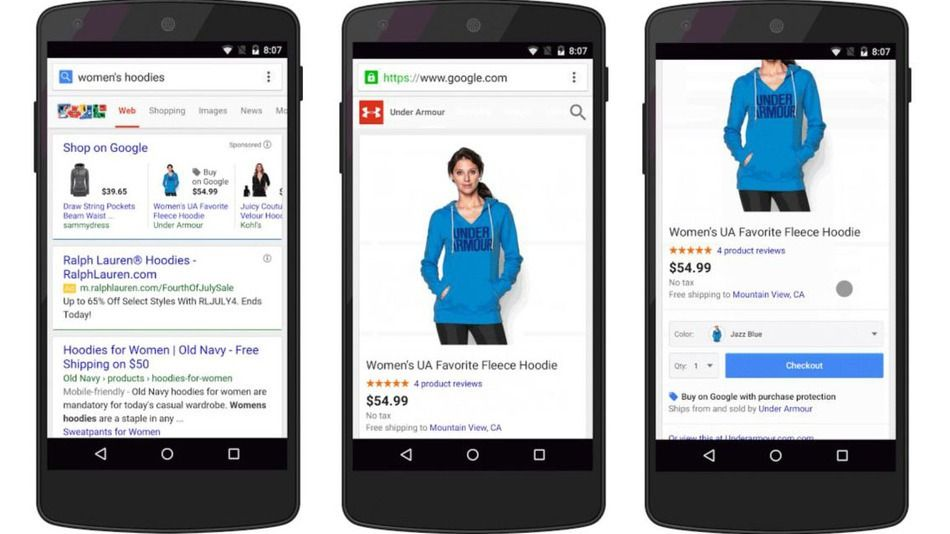 Google Purchase You Can Soon Shop Via Google Buy Buttons