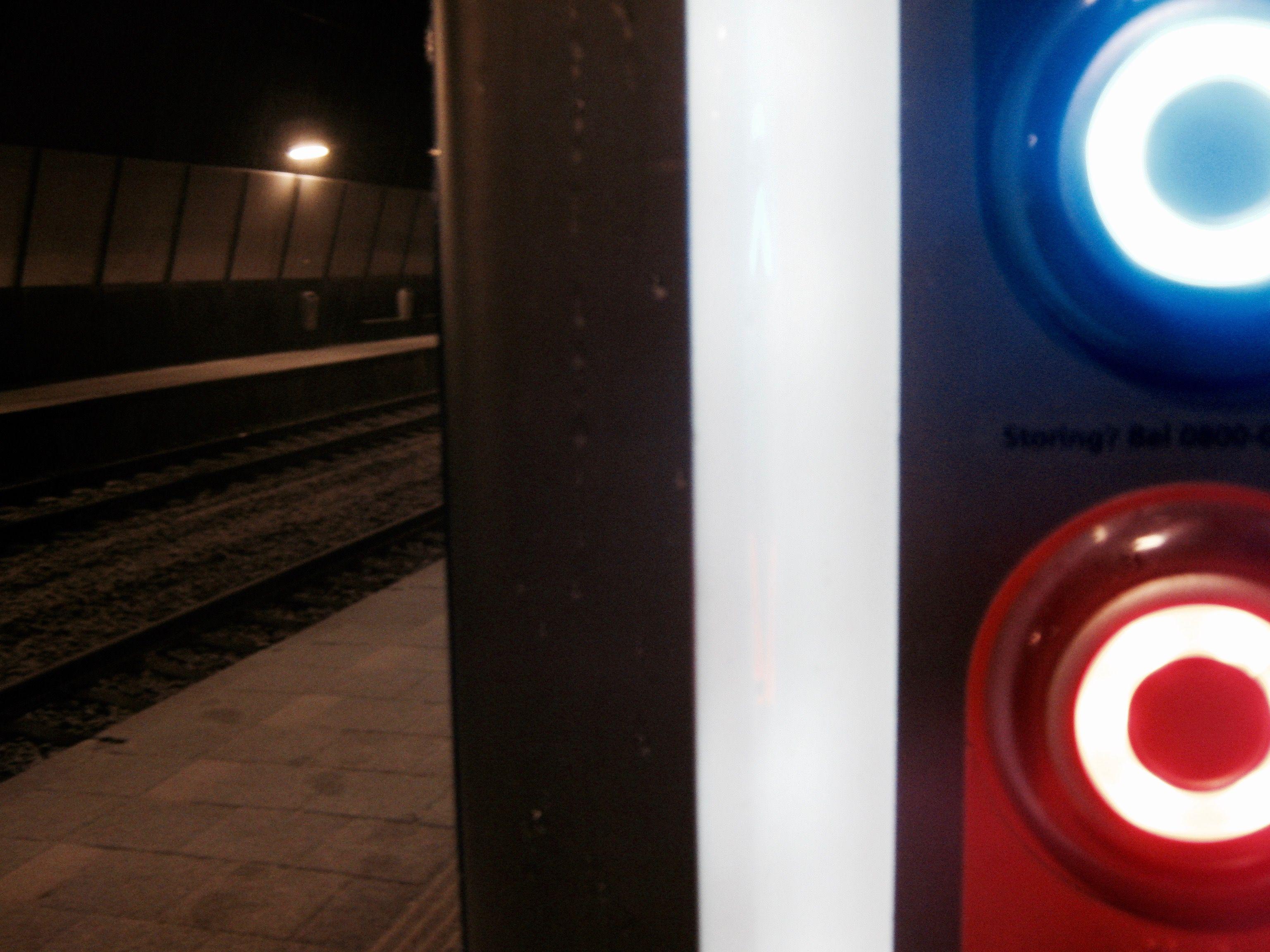 Station Noord, alarmknop