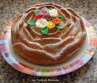 Le Torte di Belinda...ma non solo!: ROSA ALLA RICOTTA