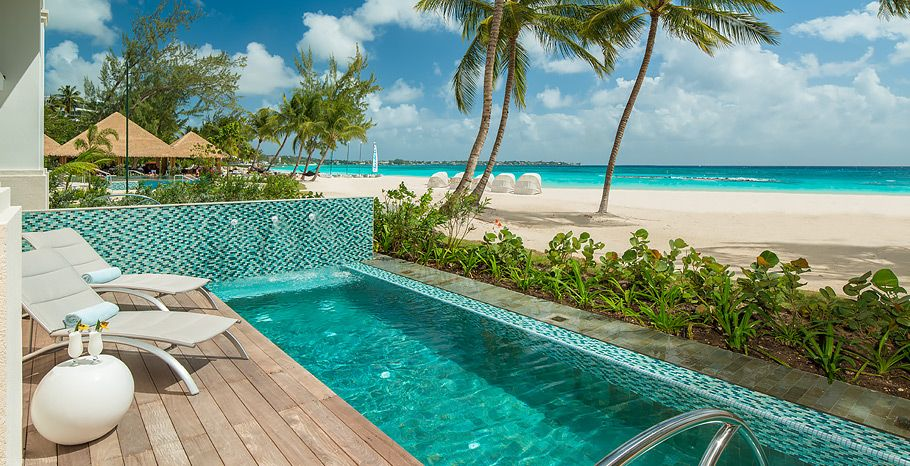 Sandals All Inclusive Caribbean Vacation Packages And Resorts In Saint Lucia Jamaica Antigua The Bahamas Feature Gorgeous Barbados Resorts Caribbean Luxury