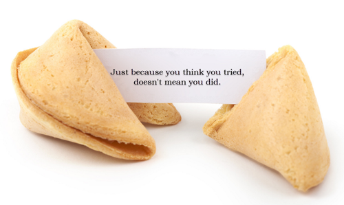 I Already Tried That Marketing Custom fortune cookies