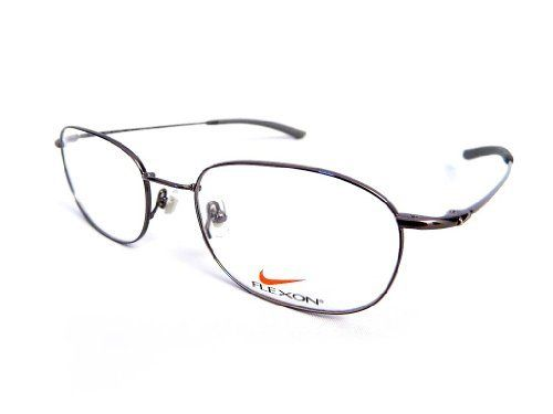 New Nike Rx Prescription Flexon Eyeglass Frame #4141-013 (Gunmetal ...