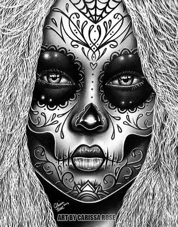 Muerte Arte De Calavera De Alfenique Dibujo Dia De Muertos Dia De Muertos Wallpaper