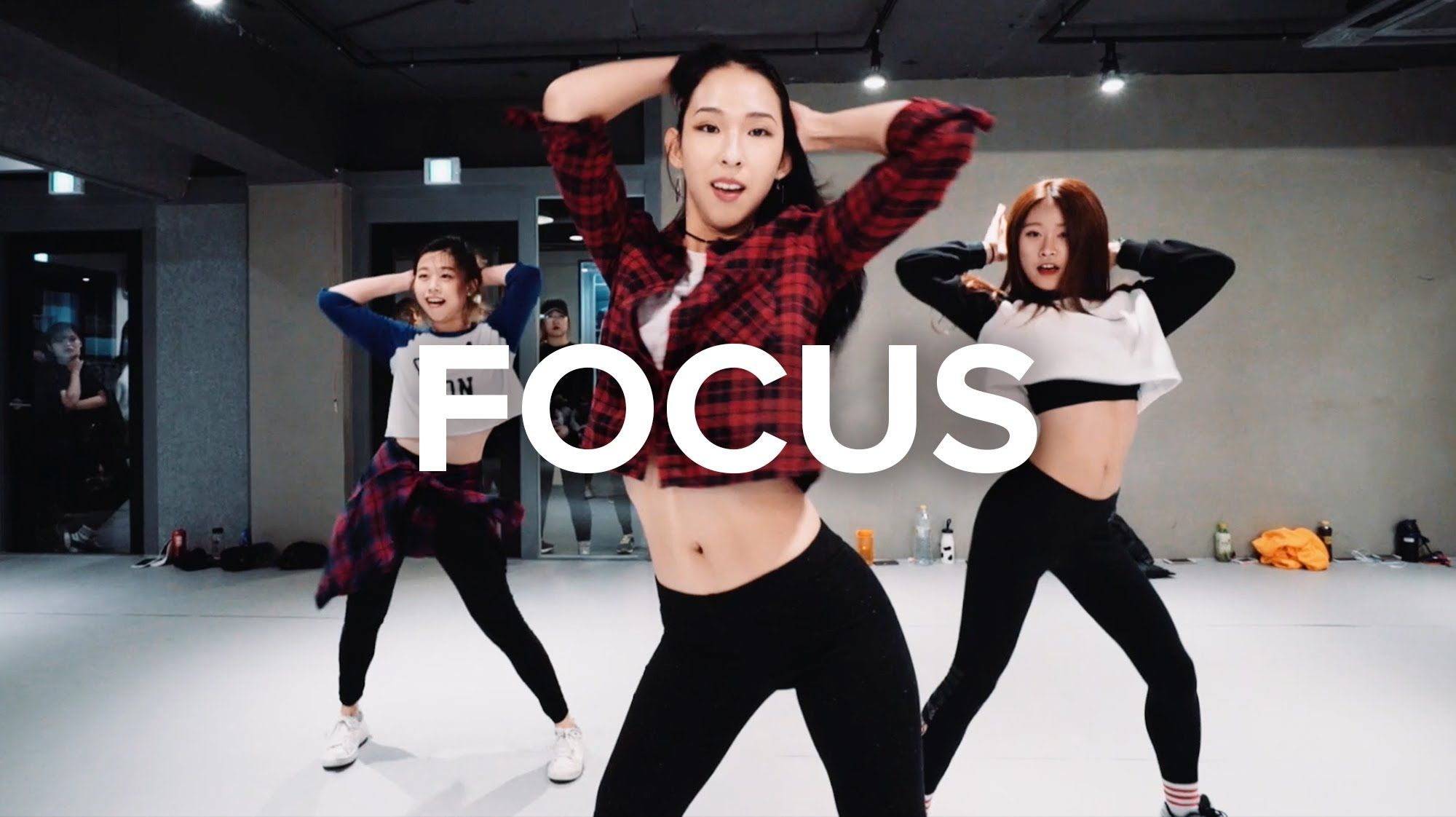 Focus - Ariana Grande / Mina Myoung Choreography in 2019   Dance choreography. Ariana grande. Dance apocalyptic