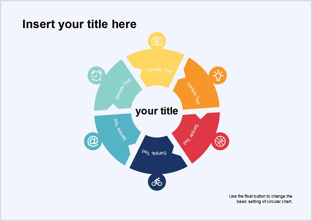 Perfekte Software für Kreislaufdiagramme mit so vielen