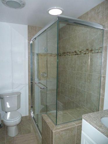 Sliding Shower Doors Bench Sliding Shower Door Shower Doors
