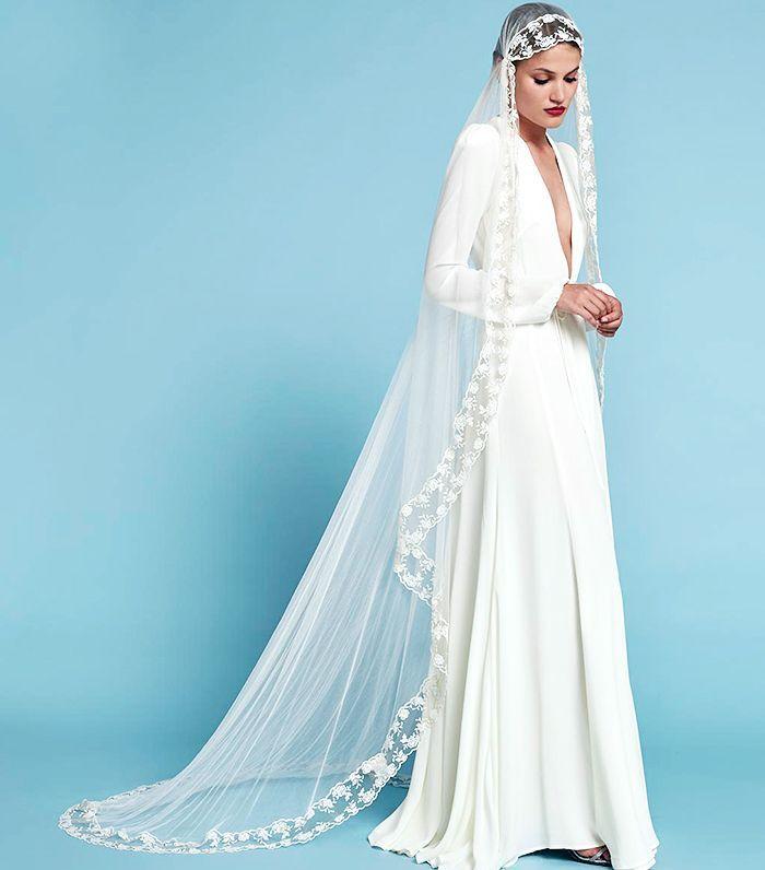19 Beautiful Wedding Dresses You Can Buy Off The Rack Maxi Dress