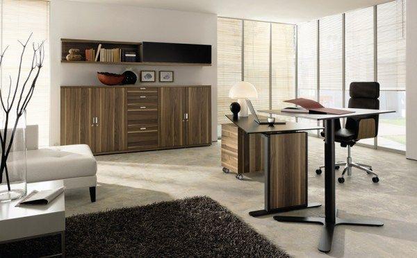 12 Modern Home Office Ideas Cozy Enough Http Freshome Com