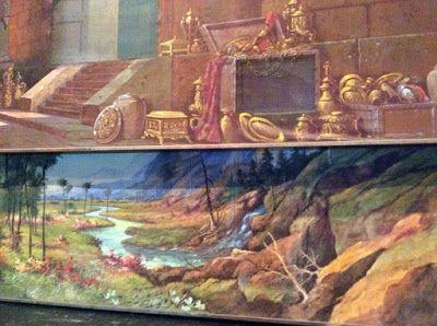 Art Restoration San Francisco Studio Sergey Konstantinov Designing And Producing Clical Contemporary Murals