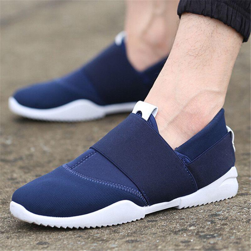 New Mens Shoes Casual Zapatillas Zapatos Hombre Breathable Fashion Men Shoes