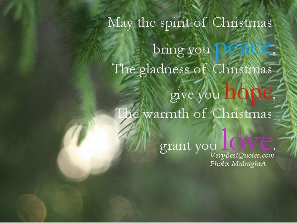 Attirant Quotes About Christmas Hope   Google Search
