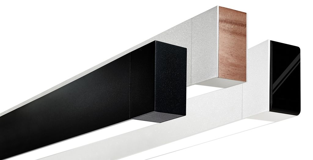 Plafoniere Led Philips : Microsquare gen surface led linear indoor