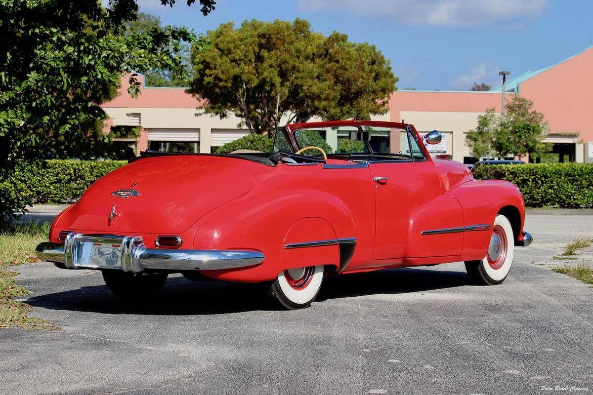 1947 Oldsmobile 98 for sale #1871634 - Hemmings Motor News | US ...