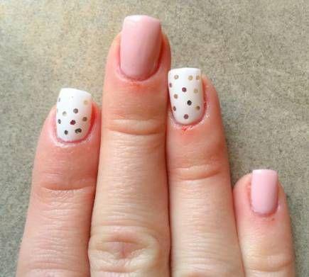 nails art simple elegant sparkle 46 ideas  nail colors