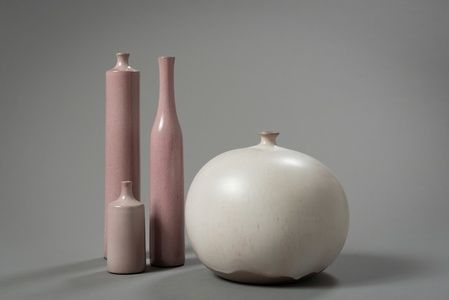"""""""Vase Boule"""" &  """"Vases Bouteille"""""""