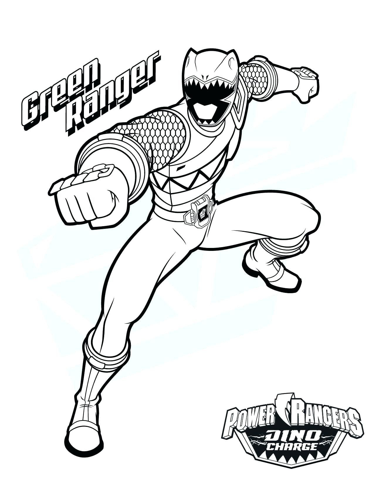 Power Ranger Coloring Pages Luxury Power Rangers Dino