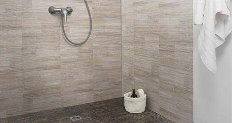 En Stratifie Pvc Resine Gelcoatee Ils Veulent Remplacer Le Carrelage Mural Dans La Douche Et Dans La Salle De Bains Mais Ont Ils U Panneau Douche Panneau Mural Douche Et Parement Mural