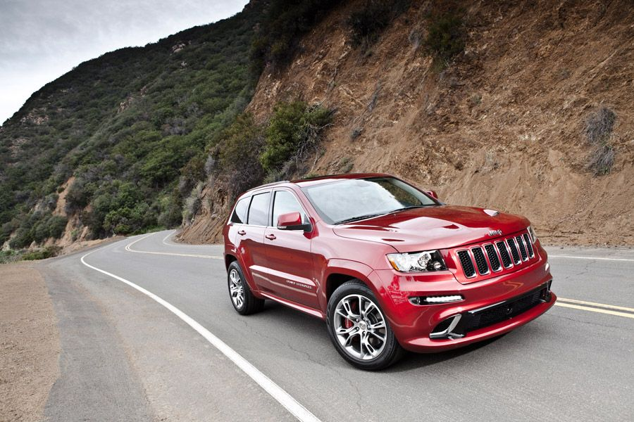 Pin By G M Gonzales On Im A Sucker For The Color Red Jeep Srt8 Jeep Grand Grand Cherokee Srt8