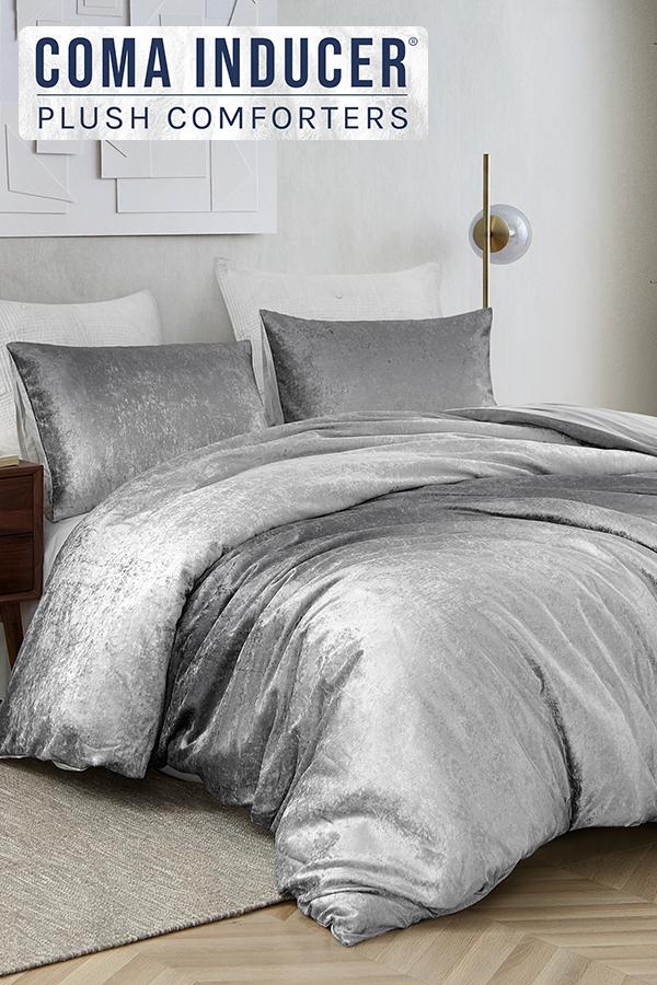 Coma Inducer® Oversized Comforter Ombre Velvet Crush