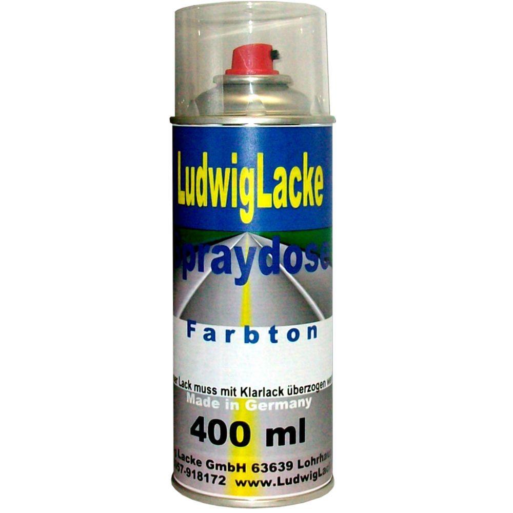 Frosted Glass 400ml Spraydose Autolack Für Ford Porto In