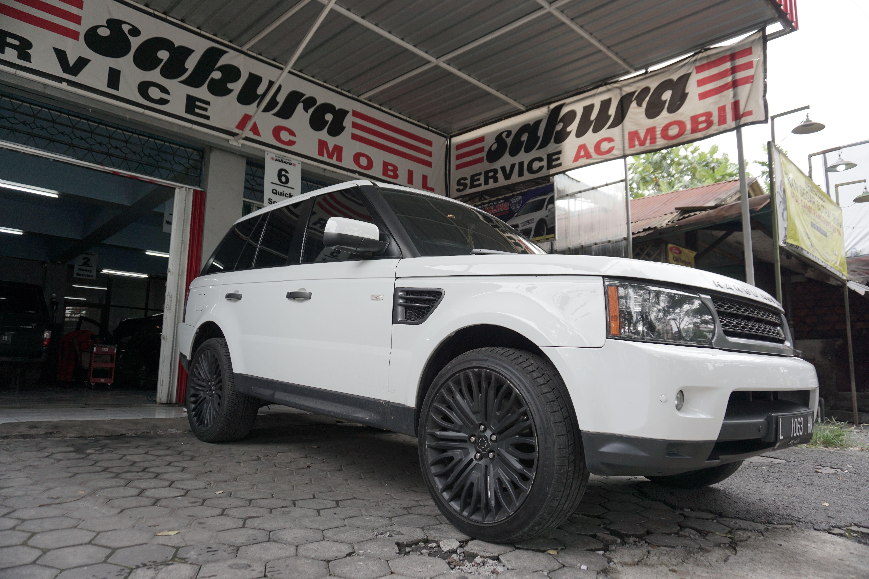 Perawatan Rutin Ac Mobil Range Rover Mobil Range Rover Bengkel