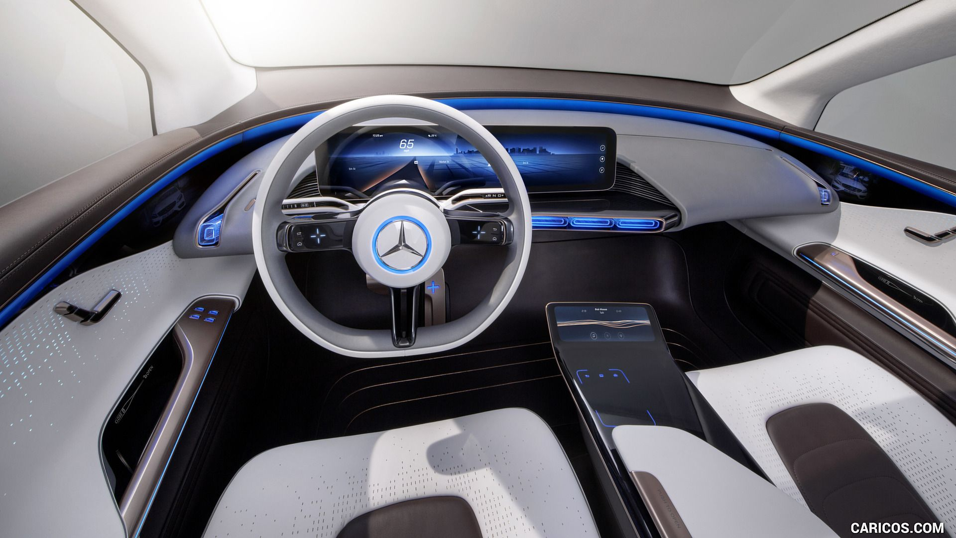 2016 Mercedes Benz Generation Eq Suv Concept Wallpaper Mercedes