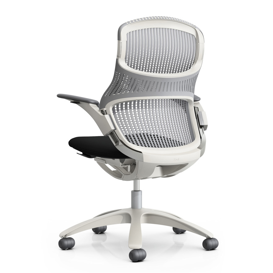 Generation By Knoll Ergonomic Chair Knoll Ergonomic Chair Knoll Chairs Knoll